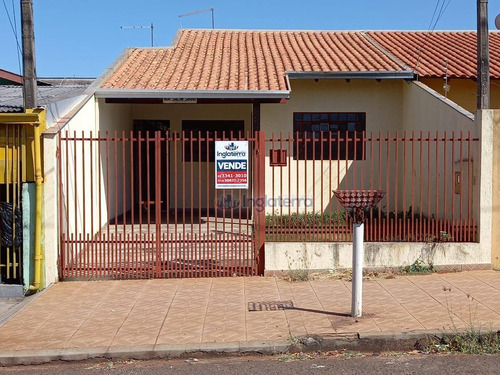 Casa À Venda, 62 M² Por R$ 229.000,00 - Alto Da Boa Vista - Londrina/pr - Ca2128