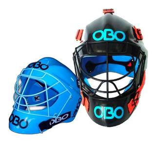 Casco Obo Hockey Arquera Yahoo Juvenil Cabezal Protector