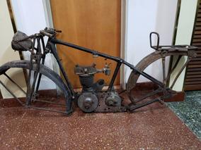Bsa X0 150cc 1936