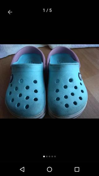 Crocs Talle 8 Chicxs