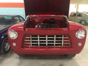 Gm Chevrolet Brasil - 1956 - Restaurada