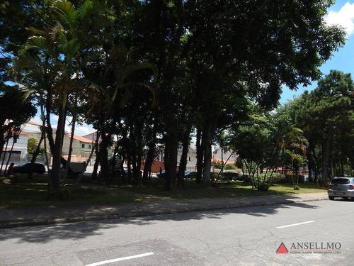 Imagem 1 de 4 de Terreno À Venda, 295 M² Por R$ 550.000,00 - Parque Espacial - São Bernardo Do Campo/sp - Te0131