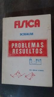 Libro Física Schaum Problemas Resueltos
