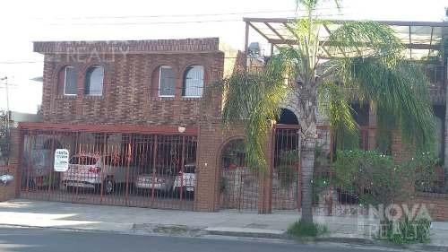 Casa En Venta En Vista Hermosa- Monterrey