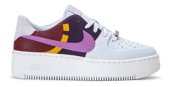 Nike Air Force Sage Low Lx Mujer Original Cod 0204