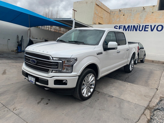 Ford Lobo Limited Crew Cab 2018