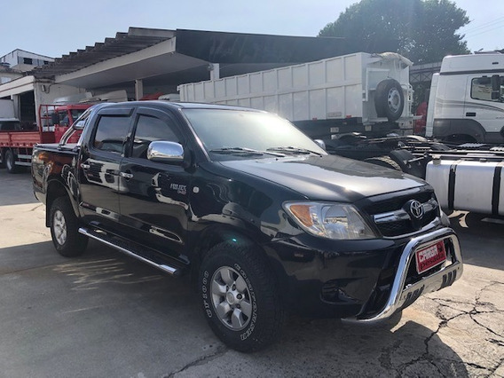 Toyota Hilux Cabine Dupla 4x4 Diesel C/ar = Ranger S10 L200