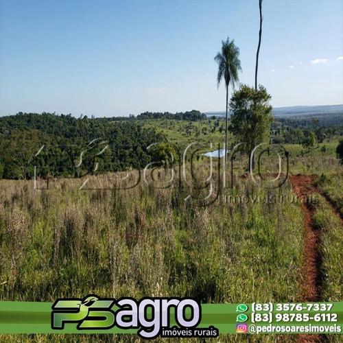 Imagem 1 de 13 de Área À Venda, 1115 Alqueires Por R$ 73.144.000 - Centro - Tacuru/ms - Ar0029