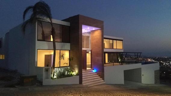 Vendo Espectacular Residencia Minimalista En Cuernavaca Sur