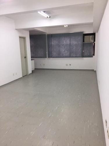 Imagem 1 de 3 de Conjunto Para Alugar, 40 M² Por R$ 1.400/mês - Brooklin - São Paulo/sp - Cj2174
