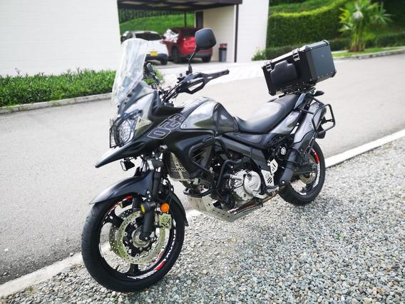 Suzuki Vstrom 650 Abs Mecanica 2015 32d