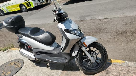 Scooter Piaggio Beverly 250cc