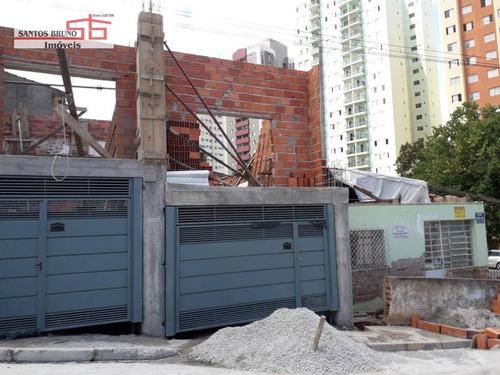 Imagem 1 de 3 de Sobrado Com 2 Dormitórios À Venda, 110 M² Por R$ 650.000,00 - Freguesia Do Ó - São Paulo/sp - So1433