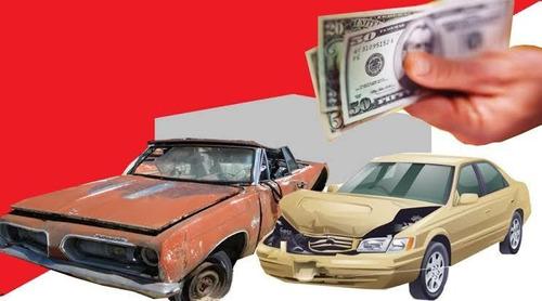 Imagen 1 de 3 de Compro Autos Y Camionetas Funcionando Y Descompuestos