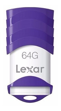 5933 Lexar Jumpdrive 64gb V30 Usb 2.0 Flash Drive Ljdv30-64g