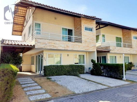 Casa Para Locação Na Lagoa Redonda - Ca2994