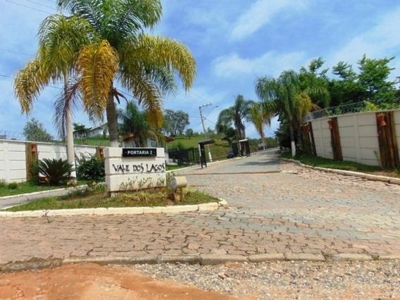 Terreno Condomínio Vale Dos Lagos Alto Padrão!!! - 6661