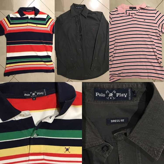 Camisa / Camisa Polo ( Polo Play)