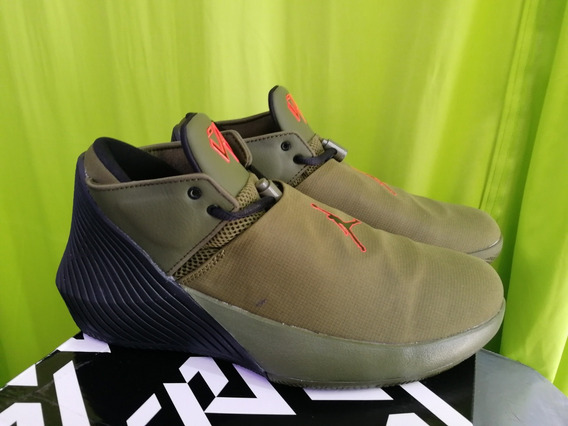 Jordan Russell Westbrook Why Not Zer0.1 Olive Green