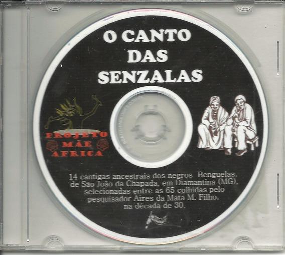 Cd O Canto Dos Escravos