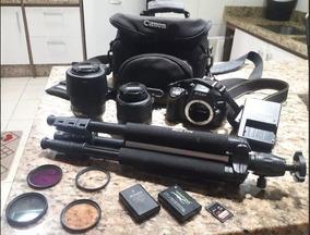 Câmera Nikkon D5100