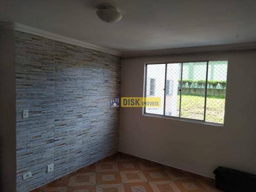 Imagem 1 de 7 de Apartamento Com 2 Dormitórios À Venda, 53 M² Por R$ 220.000 - Santa Terezinha - São Bernardo Do Campo/sp - Ap2007