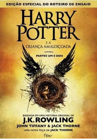 Harry Potter E A Crianca Amaldicoada - Rocco