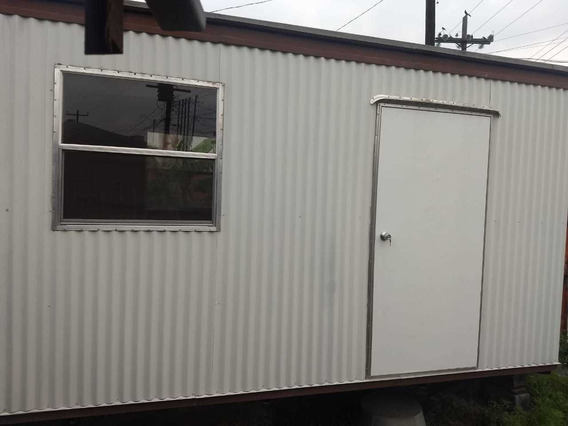 Oficina Camper Caseta Remolque Movil Nuevo 8x32 Pies C/ Priv