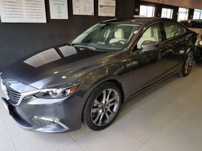 Mazda Mazda 6 2.5 I Grand Touring Plus At 2017