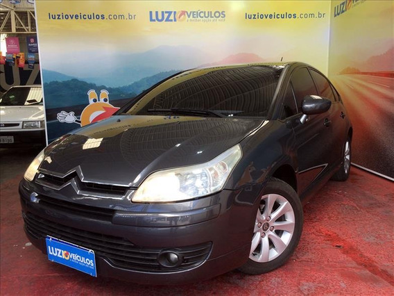 Citroën C4 C4 1.6 Glx 16v Flex 4p Manual