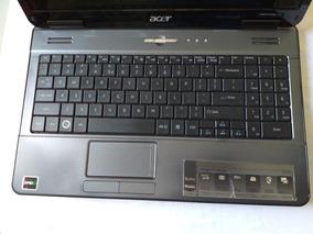 Notebook Acer Aspire 5516 Defeito Na Placa Mãe Sem Hd E Memo