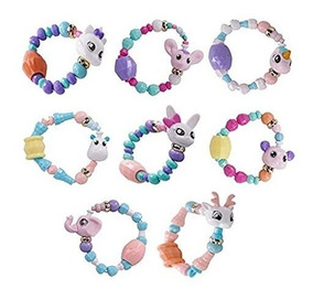 10x Pet Beads Bracelet Com Led (atacado)