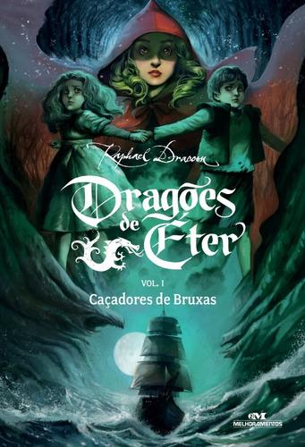Imagem 1 de 1 de Dragões De Éter - Caçadores De Bruxas - Volume 1