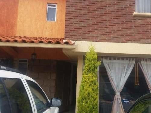 Gran Oportunidad!!! Hermosa Casa En Venta Dentro De Fraccionamiento En Toluca
