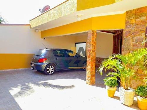 Casa Com 3 Dormitórios À Venda, 180 M² Por R$ 620.000,00 - Parque Residencial Mayard - Itu/sp - Ca13380