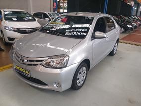 Toyota Etios Sedán Xs 1.5 Único Dono!