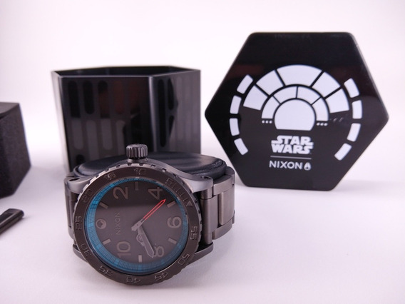 Relógio Nixon Star Wars Millennium Falcon Único No Brasil