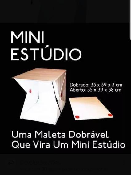 Mini Estúdio Portátil 35x39cm