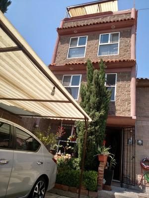 Casa 4 Rec. 3 Baños, 2 Oficinas, Terraza Y Mas