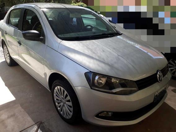 Volkswagen Voyage 1.6 Comfortline Plus 2 101cv 2014