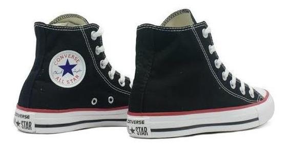 Tênis Converse Original Ct All Star Core Hi Preto