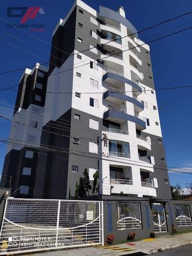 Apartamento Com 3 Dormitórios À Venda, 84 M² Por R$ 371.000,00 - Vila São José - Taubaté/sp - Ap0159