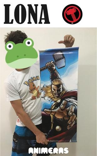 Lona De Thor Para Colgar - Animeras
