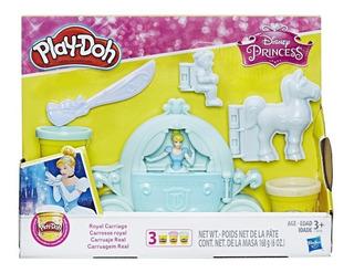 Play-doh Disney Princesas - Cenicienta Carruaje Real (1417)