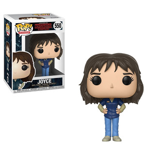 Funko Pop Joyce Stranger Things Original Oferta