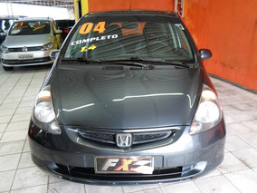 Honda Fit 1.4 Lx 5p - Impecavel + Multimídia !!