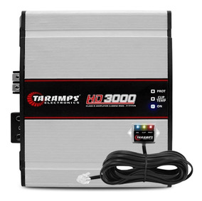 Módulo Amplificador Taramps Hd-3000 Digital Dsp-3000 W Rms
