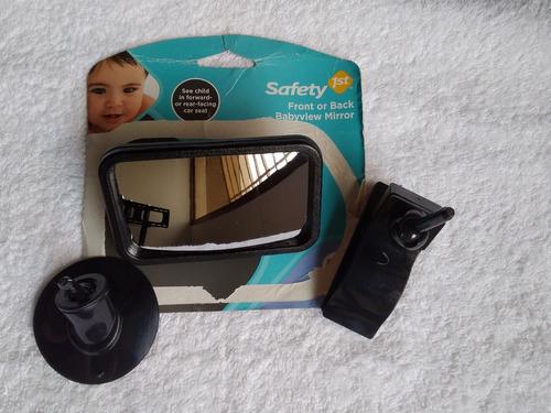 Espejo Retrovisor Safety Para Bebes