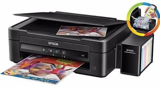 Impresora Epson L380 Para Sublimar