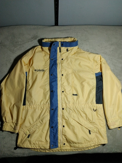 Campera Columbia Impermeable